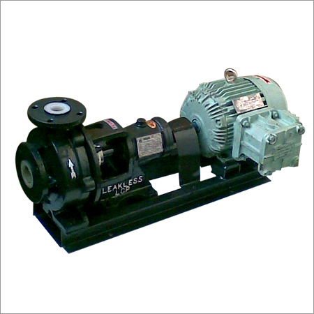 PVDF Moulded Pump