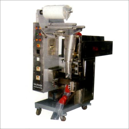 Zipper Pouch Sealing Machine