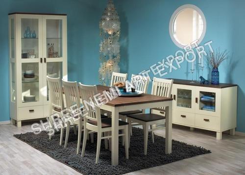 Wooden Dining Set