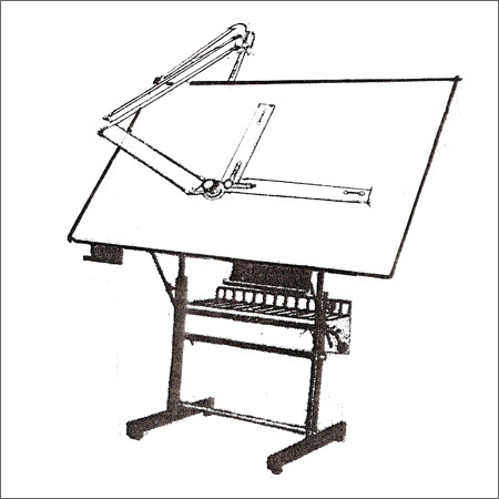 Horizontal Type Drafting Machine