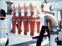Hydro Cyclones with Urethanes