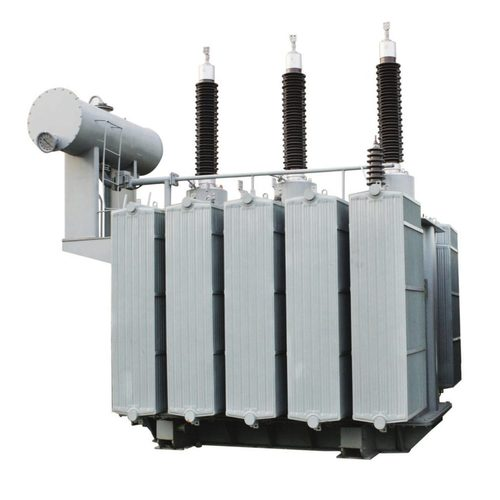 Industrial Electric Power Transformer