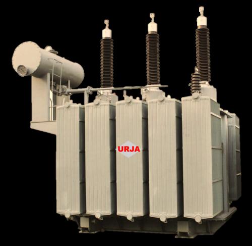 Industrial Electric Power Transformer