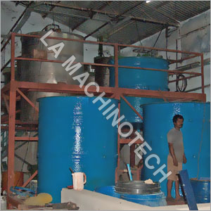 Fabricated FRP Tanks
