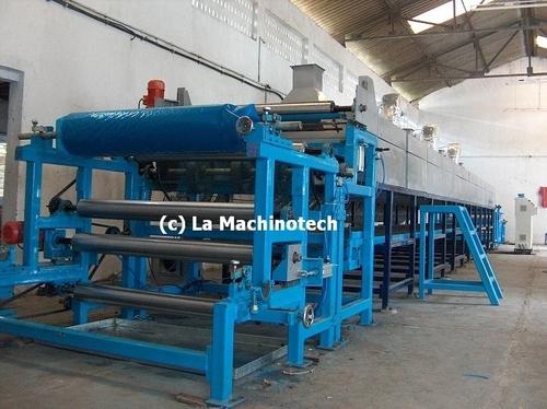 Mica Paper Laminating Machine