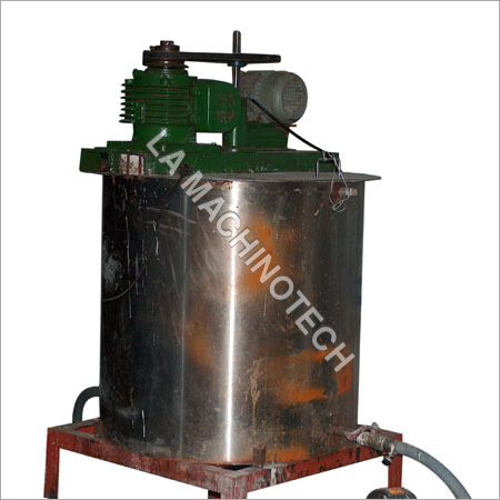 Multi Stage Blade Agitator Mixer