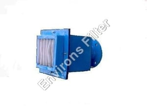 Dry Bag Type Suction Air Filter Unit