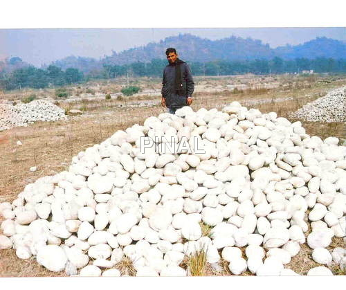 Ganga White Pebbles