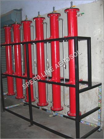 LPG Deodorizing Column