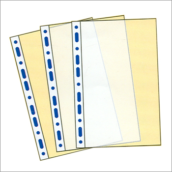 A4 Clear Sheet Protector