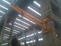 Wall Mounted JIB Cranes
