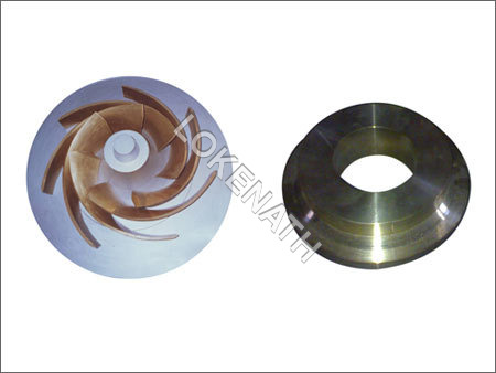 Impeller Bronze Casting