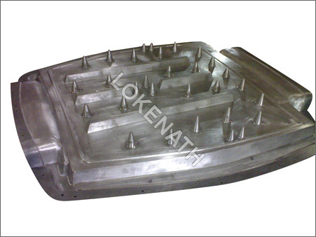 Cab Roof Auminium Moulds