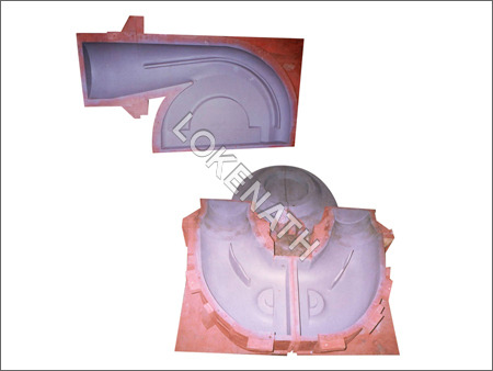 Wooden Pump Pattern Casting