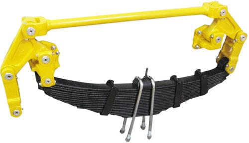 Mechanical Suspension (Leyland 2214)