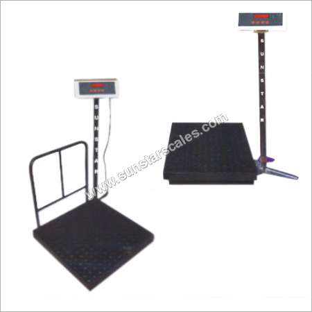 Heavy Duty Platform Scales