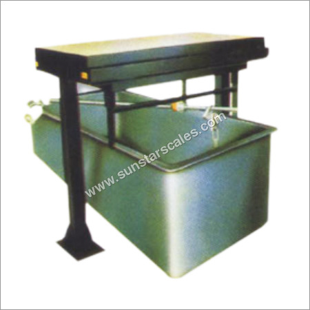 Milk Weigher Scales