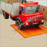 Weigh Bridge Scales
