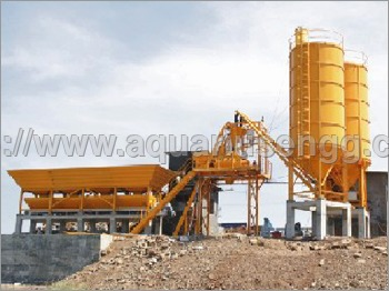 Stationary  Batching Plants