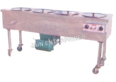 Kerosene LPG Operated Food Warmer