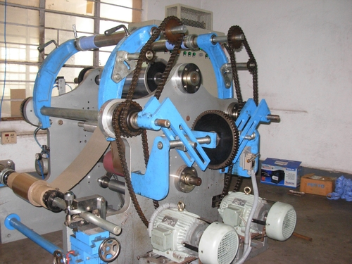 Slitting Rewinding Machines