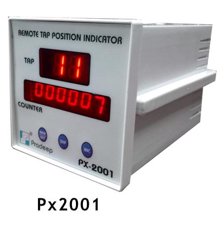 Digital Tap Position Indicator Px2001