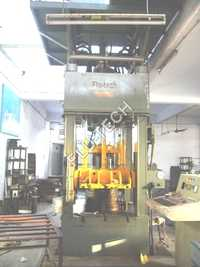 Double Action Hydraulic Deep Drawing Press
