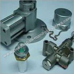 Air Interlock Valve, Dip Interlock Valve