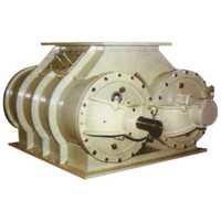 Double Barrel Type Rotary Valve