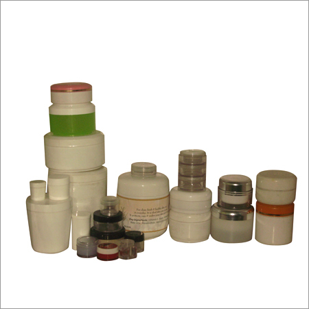 PP / Polycarbonate / Pet G Jars
