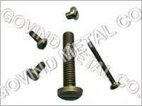 Brass Aluminium Phosphorus Bronze Fastneners