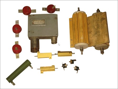 Resistors Movs / Pressure Switch