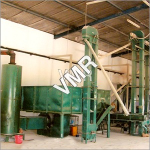 Complete Dal Mill Machinery