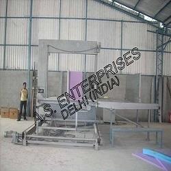 EPE Foam Cutting Machine