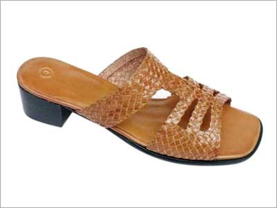Ladies Handmade Footwear