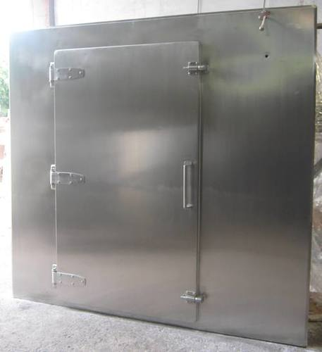 GMP Model Tray Dryer