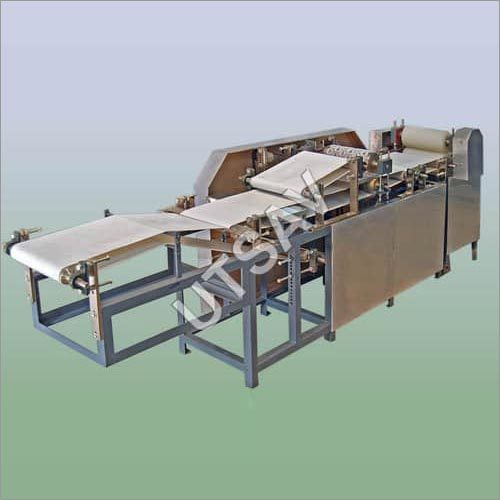 Indian Papad Making Machine