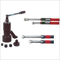 Torque Wrench & Multipliers