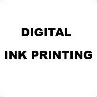 Digital Ink Printing
