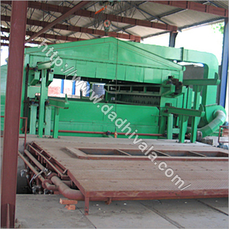 Structure Galvanizing Plant Furnace Chamber