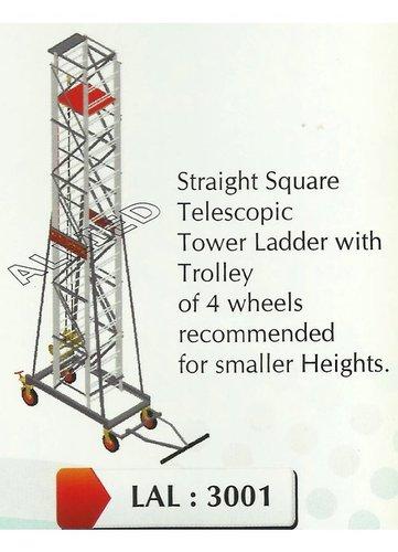 Aluminium Extension Ladder - ALLIED TRADE LINKS PVT  LTD