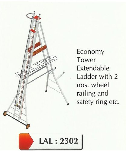 Aluminium Extendable Ladder