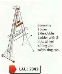 Aluminium Extendable Ladder