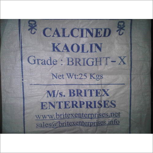CALCINED KAOLIN POWDER