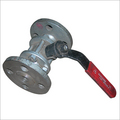 Three Piece Ball Valve
