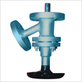 Flush Bottom Tank Valve