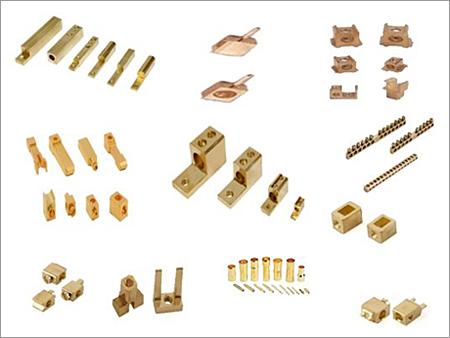 Brass Tube Light Pins