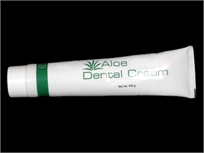 Aloe Dental Cream