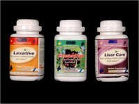 Laxative-Cholesterol Care- Liver Care