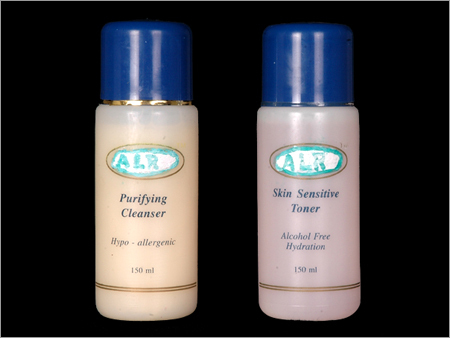 Purifying Cleanser and Skin Sensitive Toner